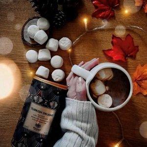 低至5折 一年一度全站好折史低价:Whittard 茶叶、热巧、礼盒黑五大降价