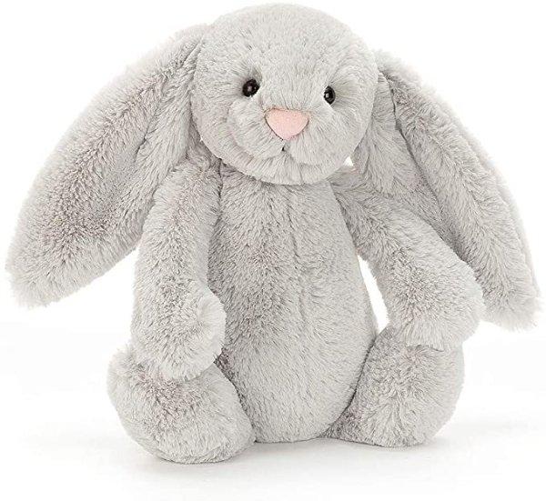 经典银灰色兔子