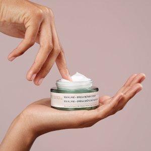 Squalane + Omega Repair Cream - Biossance