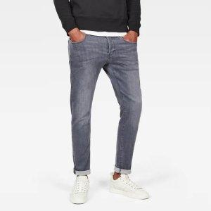 G-Star Raw3301牛仔裤