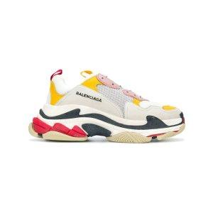 Balenciaga'Triple S' 老爹鞋