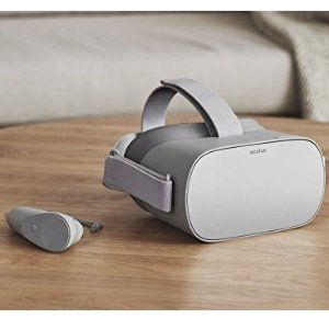 Oculus Go 虚拟现实眼镜 - 32GB 7.9折特价