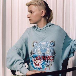 全场65折 £390收奢华大衣Harvey Nichols狂欢:Kenzo男女装美包 龙纹虎头skr社会人