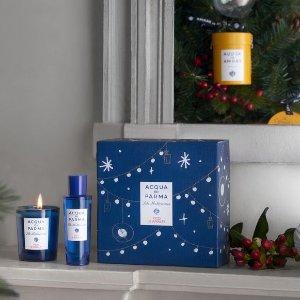 无门槛7折 桃金娘、格调都有黑五提前享:Acqua Di Parma 帕尔玛之水圣诞礼盒 全网最优价