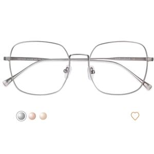 EyeBuyDirectAngelababy相似款大方框镜框