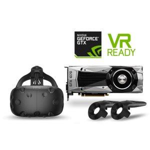 $799GeForce GTX 1070 FE + HTC VIVE Bundle + Fallout 4 VR