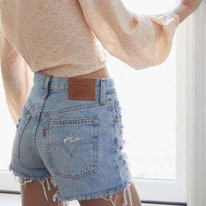 $19.99起(原价$69.00)Urban Outfitters 经典 Levi's 501牛仔短裤特卖