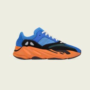 """定价$380,4月25日早7点新品预告:YEEZY BOOST 700 """"BRIGHT BLUE"""" 橙蓝色来袭"""