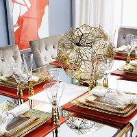 Luxe Dinnerware 餐具4件套