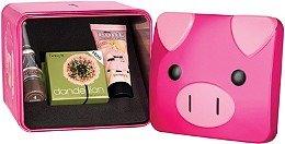限量粉色猪猪套装
