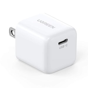 UGREEN USB C Charger Mini 20W PD Fast Charger