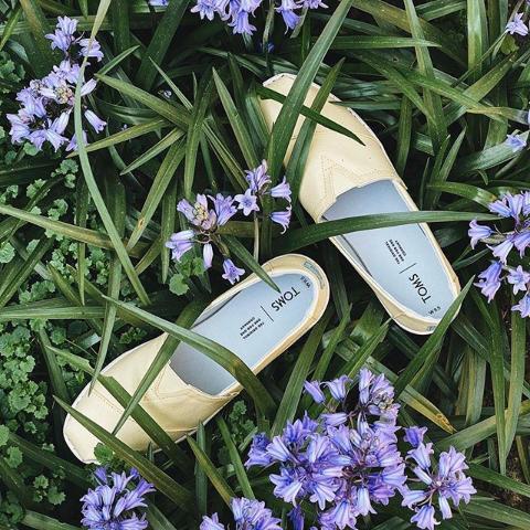 低至6折 小狗狗童鞋€23收TOMS 秋季大促 快收美国舒适懒人鞋