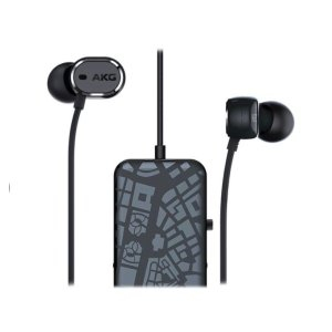 AKG N20 NC In-ear headphones with active noise cancelling