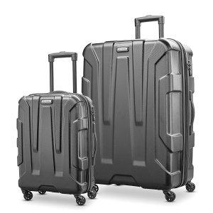 $187.98(原价$550.94 )史低价:Samsonite 新秀丽 Centric HS 20+28寸行李箱2件套