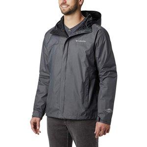 $36.00Columbia Men's Watertight II Front-Zip Hooded Rain Jacket