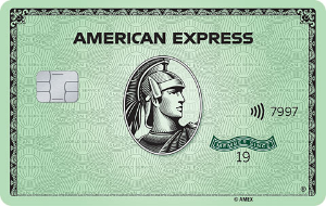 Earn 30,000 Points And Up To $100 Credit. Terms Apply.American Express® Green Card