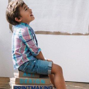 低至3折折扣升级:Gymboree 全场童装促销 超多优质白菜可以淘