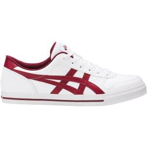 Asics红白配色运动鞋