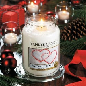 Yankee Candle雪爱