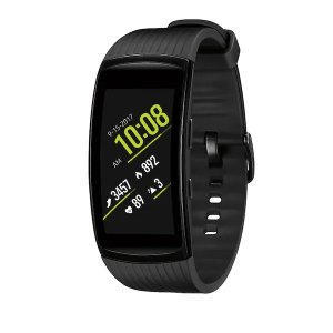 SamsungGear Fit2 Pro smart fitness band (Small), Black