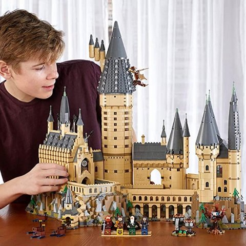 As low as $15.99Amazon LEGO Harry Potter Building Kits