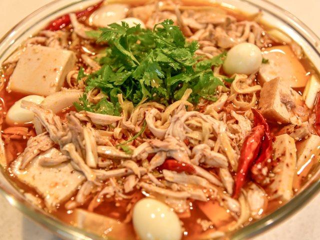 新疆回族特色·麻、辣、香、鲜椒麻鸡