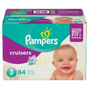 Pampers Cruisers Diapers Super Pack (Select Size) : Target