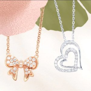 12% Off+Single Item Free Shipping+Silk ScarfDealmoon Exclusive: Chow Sang Sang Selected Diamond Jewellery