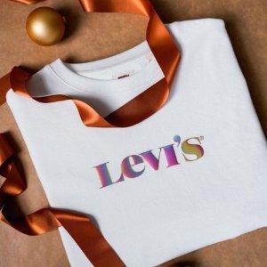 5折起!吊带£15、超短裤£25最后一天:Levi's官网 季中大促 收501®系列、性感小吊带等春夏穿搭