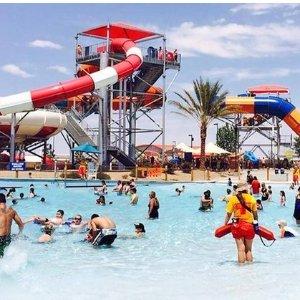 $24.99起 (原价$39.99起)拉斯维加斯潮野水上乐园 Wet 'n' Wild Las Vegas