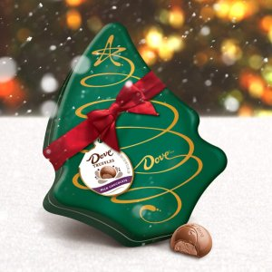 15% OffDove Chocolate Holiday Gifts Limited Time Offer