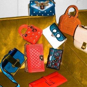 低至3折+额外最高减£200Vestiaire Collective 二手大牌美衣、美鞋及包包热卖