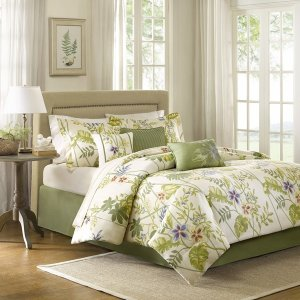 Madison ParkKannapali 7 Piece Comforter Set By Madison Park - Designer Living