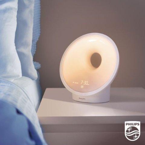 低至8折+额外8.6折Philips 智能唤醒灯热促 温柔叫醒服务 上班上学日也能自然醒