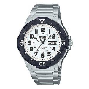 $39.99(原价$47.98)Casio 超亮夜光潜水石英运动腕表