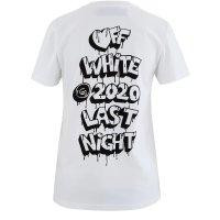 Off-White 字母T恤