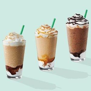 任意Frappuccino仅售$3星巴克 Happy Hour咖啡饮品6月6日限时活动