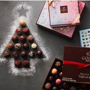 Govida 巧克力节日礼盒限时大促