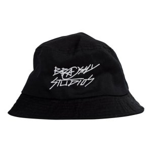 BLACK STREET LOGO BUCKET HAT