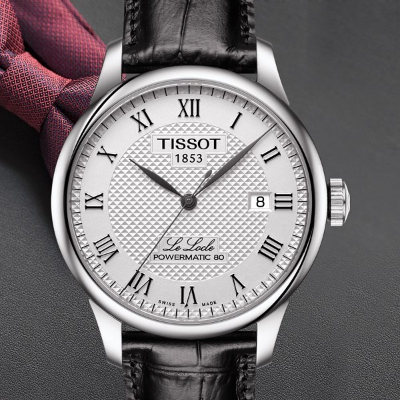 Extra $10 OffDealmoon Exclusive: TISSOT Le Locle Powermatic 80 Automatic Men's Watch