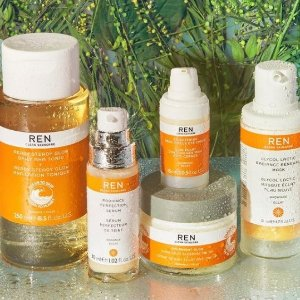 Gift with PurchaseDealmoon Exclusive: REN Skincare Hot Sale