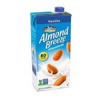 Almond Breeze 杏仁奶, 32 fl oz,3盒