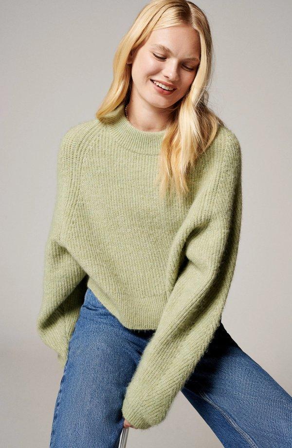 Dolman毛衣