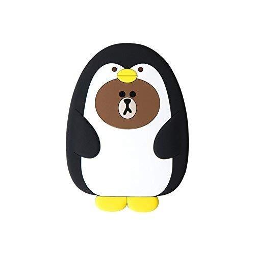 布朗熊 企鹅造型 旅行镜