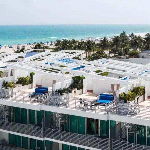 迈阿密 南沙滩Z Ocean酒店