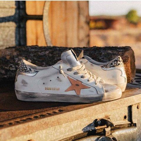 无门槛8折+免邮上新:Golden Goose 精选免税区热卖 收经典小脏鞋 配色超全