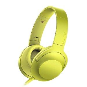 £89.59(原价£150) 63折收索尼降噪Sony h.ear on MDR-100AAP 耳机白菜价热卖
