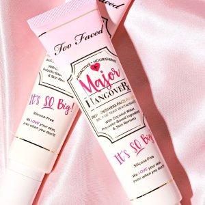 Too Faced Hangover 保湿妆前乳 7.1折闪购 不含硅 超补水不黏腻