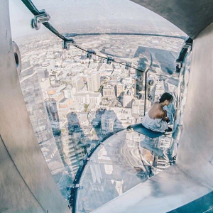 $28 + $20 off $60Admission to Skyspace LA with Skyslide