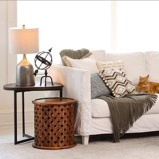 $3.99起+无门槛免邮T.J.Maxx 全场家具、家居装饰品热卖
